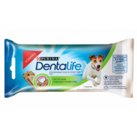 Purina DentaLife Лакомство для собак мелких пород, 16 г